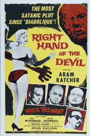 The Right Hand of the Devil - Movie Poster (thumbnail)
