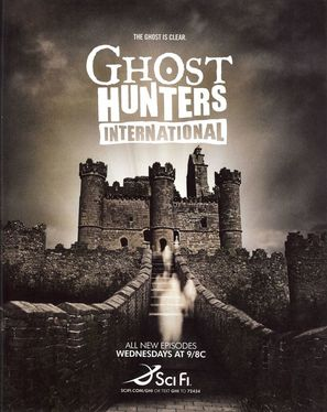 """Ghost Hunters International"" - Movie Poster (thumbnail)"