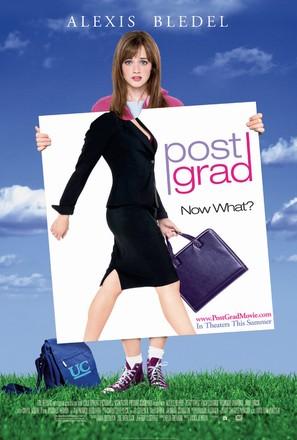 Post Grad - Movie Poster (thumbnail)