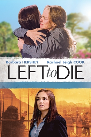 Left to Die - DVD cover (thumbnail)