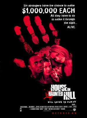 House On Haunted Hill - Movie Poster (thumbnail)