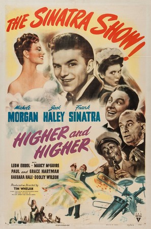 Higher and Higher - Movie Poster (thumbnail)