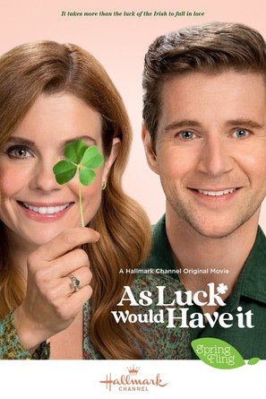 As Luck Would Have It - Irish Movie Poster (thumbnail)