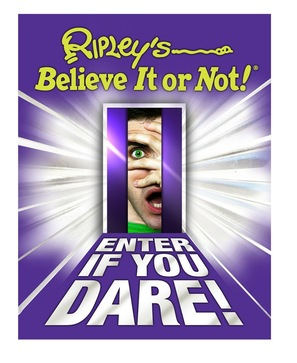 """""""Ripley's Believe It or Not!"""" - Movie Poster (thumbnail)"""