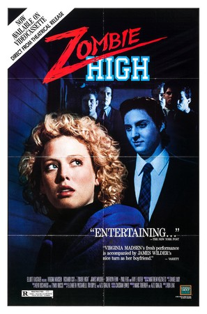 Zombie High - Video release poster (thumbnail)