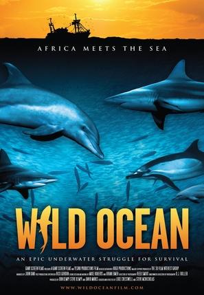 Wild Ocean 3D - Movie Poster (thumbnail)