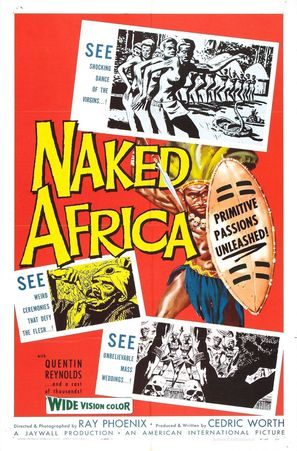 Naked Africa - Movie Poster (thumbnail)