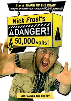 """Danger! 50000 Volts!"" - British poster (thumbnail)"