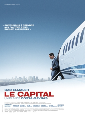 Le capital - French Movie Poster (thumbnail)