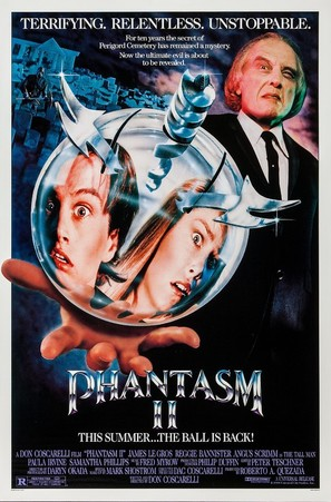Phantasm II - Movie Poster (thumbnail)