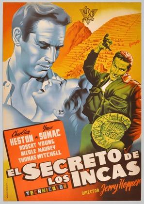 Secret of the Incas