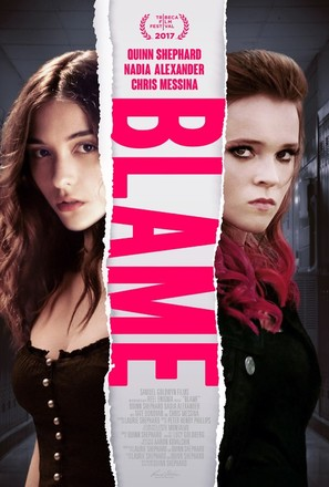 Blame - Movie Poster (thumbnail)