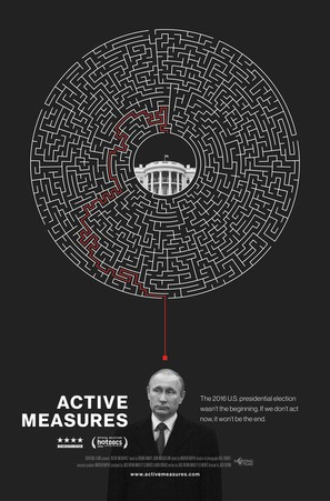 Active Measures - Movie Poster (thumbnail)