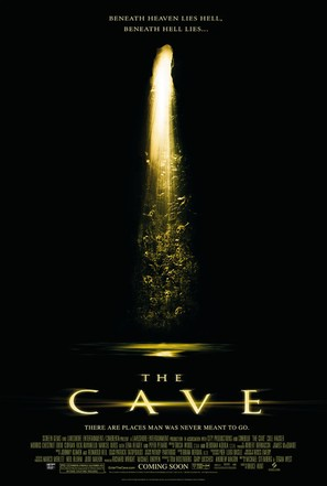 The Cave - Movie Poster (thumbnail)