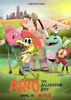 Arlo the Alligator Boy - Movie Poster (thumbnail)