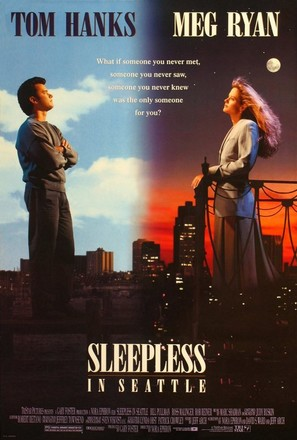 Sleepless In Seattle - Movie Poster (thumbnail)