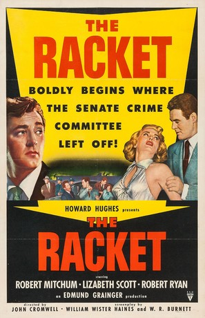 The Racket - Movie Poster (thumbnail)