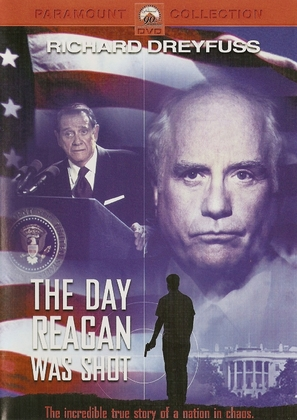 The Day Reagan Was Shot - Movie Cover (thumbnail)