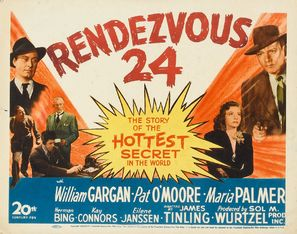 Rendezvous 24 - Movie Poster (thumbnail)