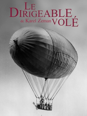 Ukradená vzducholod - French Movie Cover (thumbnail)
