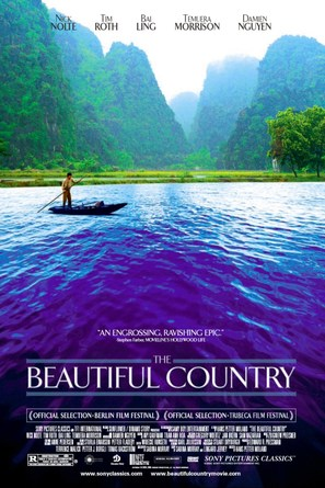 The Beautiful Country - Movie Poster (thumbnail)