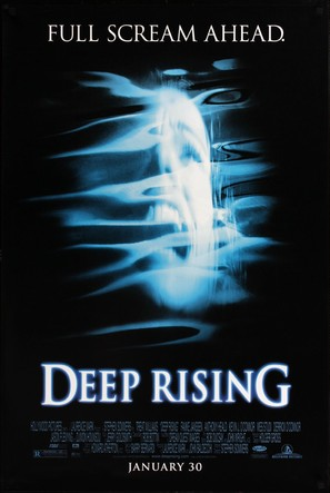 Deep Rising - Movie Poster (thumbnail)