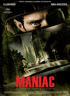 Maniac - French Movie Poster (thumbnail)