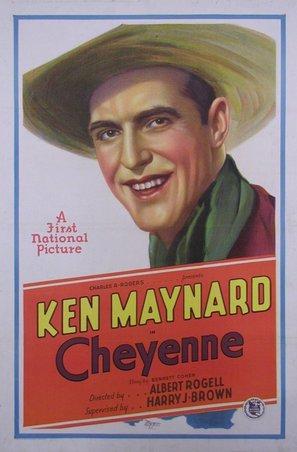 Cheyenne - Movie Poster (thumbnail)