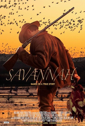 Savannah - Movie Poster (thumbnail)