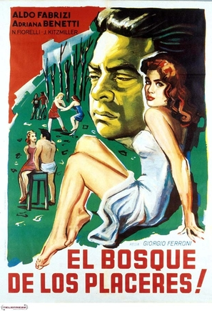 Tombolo, paradiso nero - Italian Movie Poster (thumbnail)