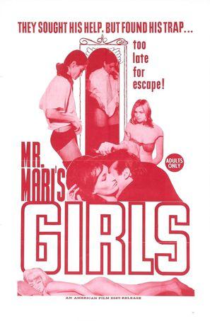 Mr. Mari's Girls - Movie Poster (thumbnail)