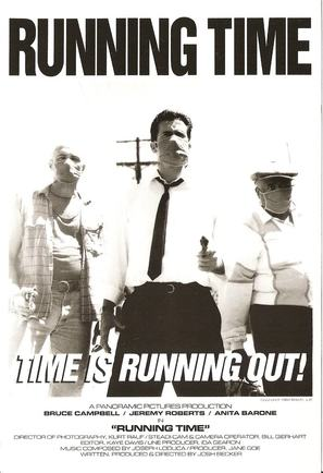 Running Time - Movie Poster (thumbnail)