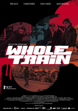 Wholetrain - German Movie Poster (thumbnail)
