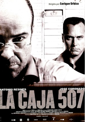 Caja 507, La - Spanish Movie Poster (thumbnail)