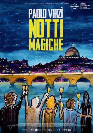 Notti magiche - Italian Movie Poster (thumbnail)