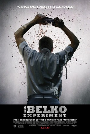 The Belko Experiment - Movie Poster (thumbnail)
