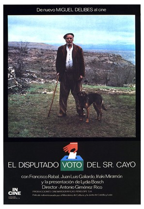 Disputado voto del señor Cayo, El