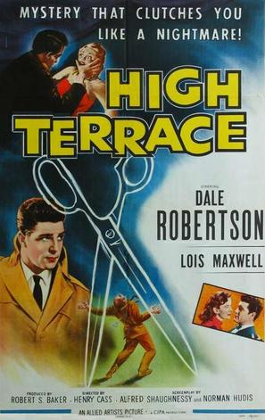 High Terrace - Movie Poster (thumbnail)