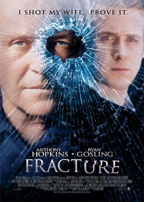 Fracture - Movie Poster (thumbnail)