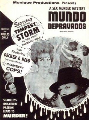 Mundo depravados - Movie Poster (thumbnail)