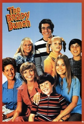 """The Brady Bunch"" - Movie Poster (thumbnail)"