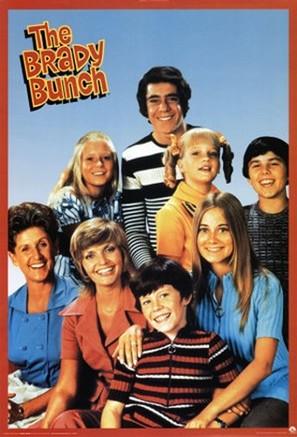 """The Brady Bunch"" - Movie Poster (thumbnail)"