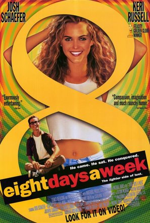Eight Days a Week - Video release movie poster (thumbnail)