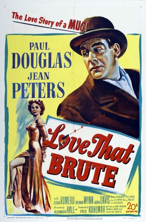 Love That Brute - Movie Poster (thumbnail)