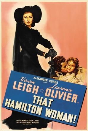 That Hamilton Woman - Movie Poster (thumbnail)