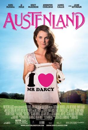 Austenland - Movie Poster (thumbnail)