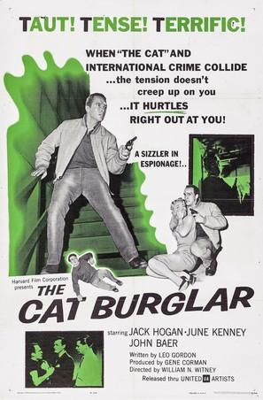 The Cat Burglar - Movie Poster (thumbnail)
