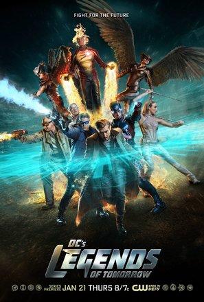 """DC's Legends of Tomorrow"""