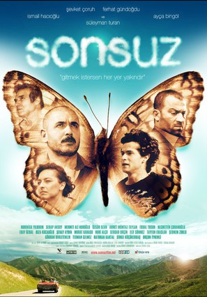 Sonsuz - Turkish Movie Poster (thumbnail)
