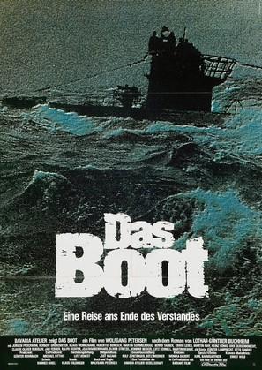 Das Boot - German Movie Poster (thumbnail)